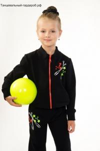 Толстовка для художественной гимнастики и танцев