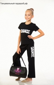 Брюки для занятий танцами