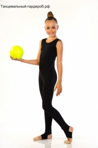 Комбинезон для занятий танцами и гимнастикой