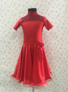 Танцевальное рейтинговое платье